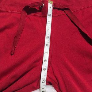 Champion Pants - Cardinal Red Washington U. St Louis Sweatpants MED